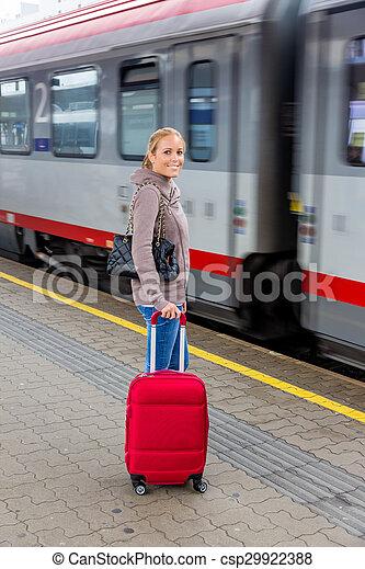 фото крупных женских поезд можно сколько