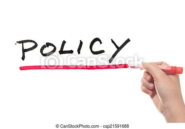 политика, слово - csp21591688