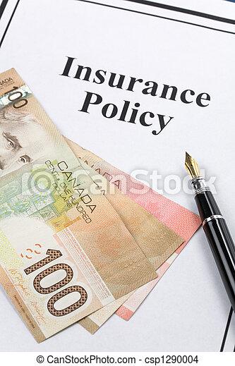 политика, страхование - csp1290004