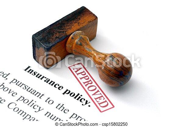 политика, страхование - csp15802250
