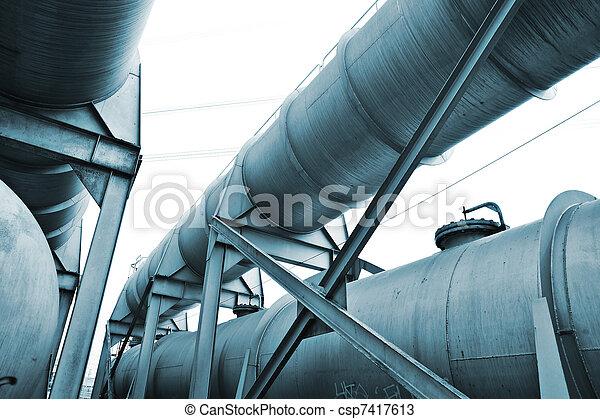 промышленность - csp7417613