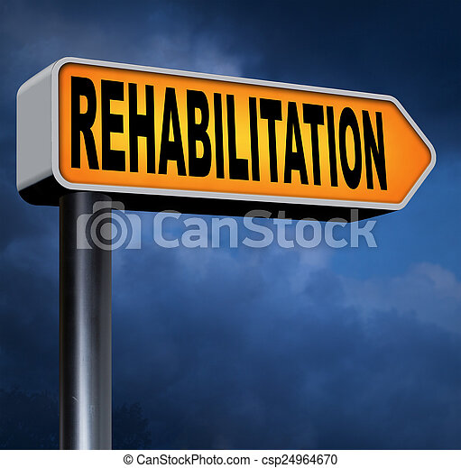 реабилитация - csp24964670