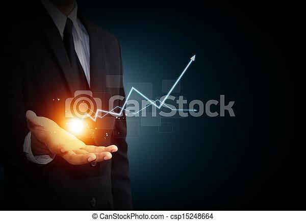 рост, бизнес - csp15248664