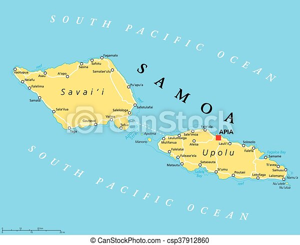 Все о стране Западное Самоа, язык, религия, валюта, транспорт ... | 373x450