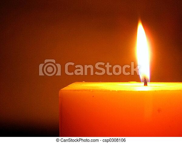 свеча - csp0308106