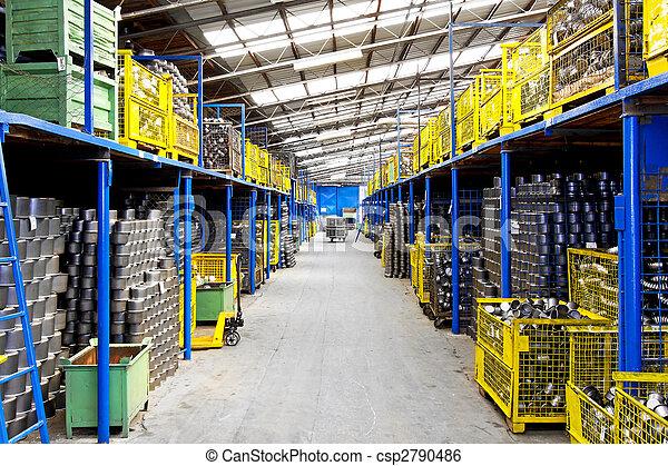склад, промышленность - csp2790486
