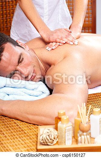 спа, массаж - csp6150127