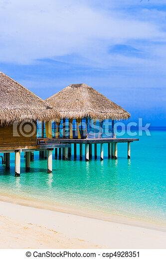 спа, салон, пляж - csp4928351
