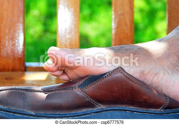 Mature Feet Ru