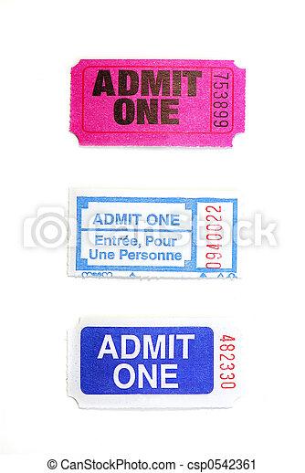 участвовать в лотерее, tickets - csp0542361