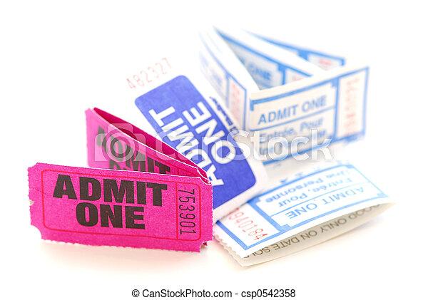 участвовать в лотерее, tickets - csp0542358
