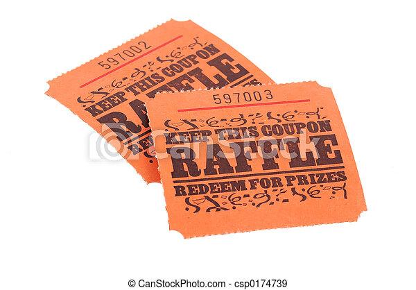 участвовать в лотерее, tickets - csp0174739