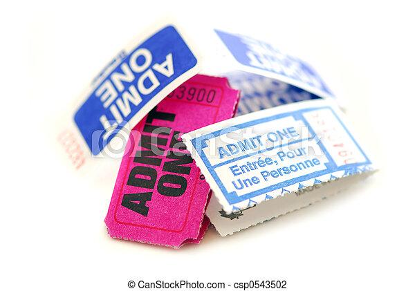 участвовать в лотерее, tickets - csp0543502