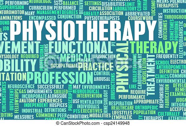 физиотерапия - csp24149948