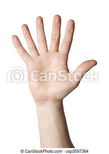 אצבעות, 6 - csp3597364