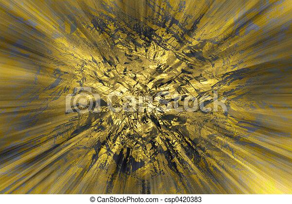 גראנג, התפוצצות - csp0420383