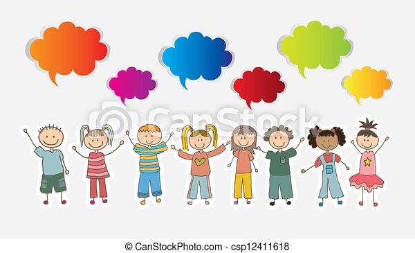 ילדים - csp12411618