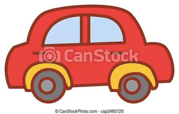 מכונית - csp2480725