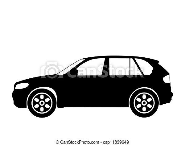 מכונית - csp11839649