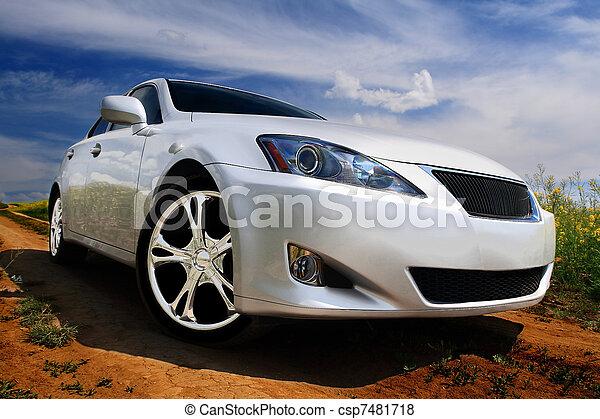 מכונית, ספורט - csp7481718