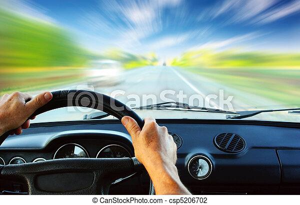 מכונית - csp5206702