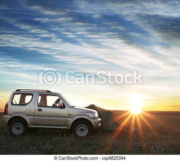 מכונית - csp9825394