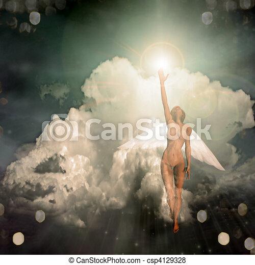 מלאך - csp4129328