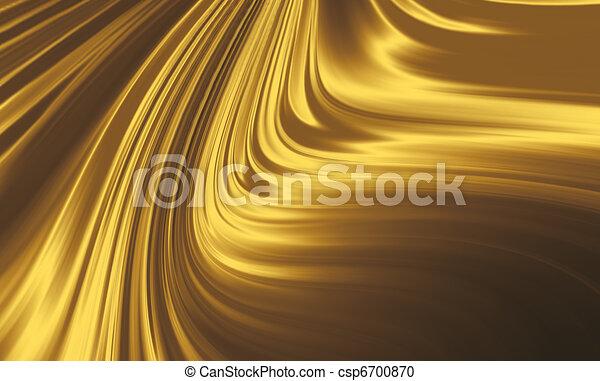 משי, זהב - csp6700870