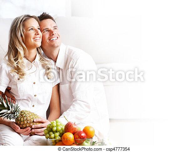 סגנון חיים בריא - csp4777354