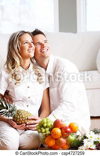 סגנון חיים בריא - csp4727259