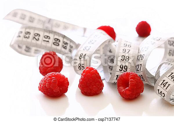סגנון חיים בריא - csp7137747