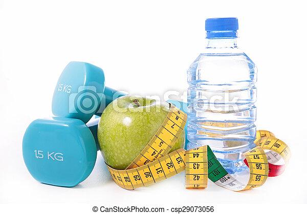 סגנון חיים בריא - csp29073056
