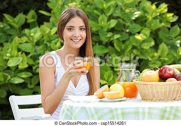 סגנון חיים בריא - csp15514261