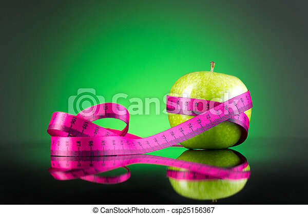 סגנון חיים בריא - csp25156367