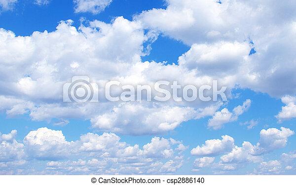 עננים - csp2886140