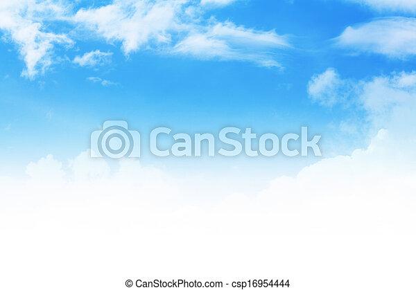עננים - csp16954444