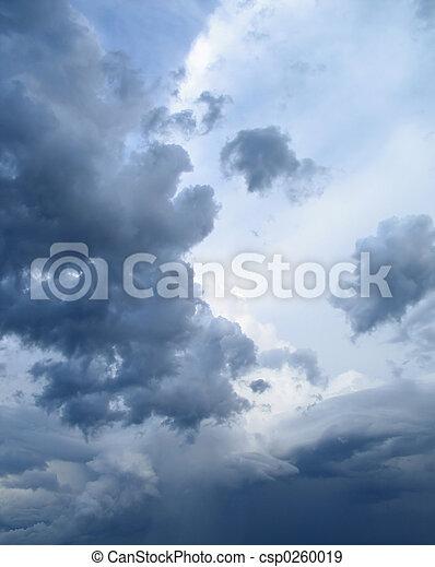 עננים - csp0260019