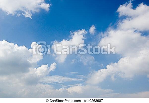 עננים - csp0263987