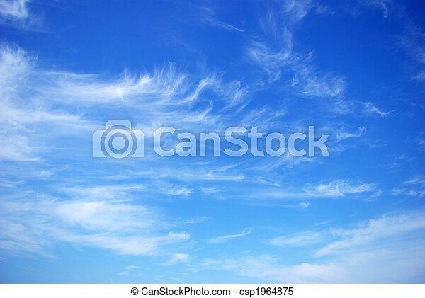 עננים - csp1964875