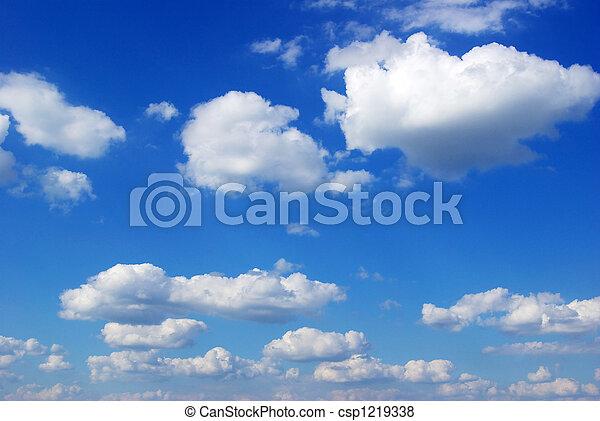 עננים - csp1219338
