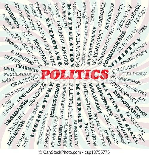 פוליטיקה - csp13755775