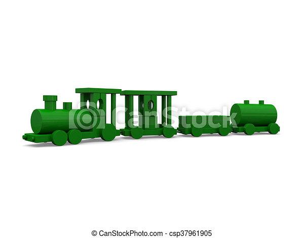 צעצוע מאלף - csp37961905