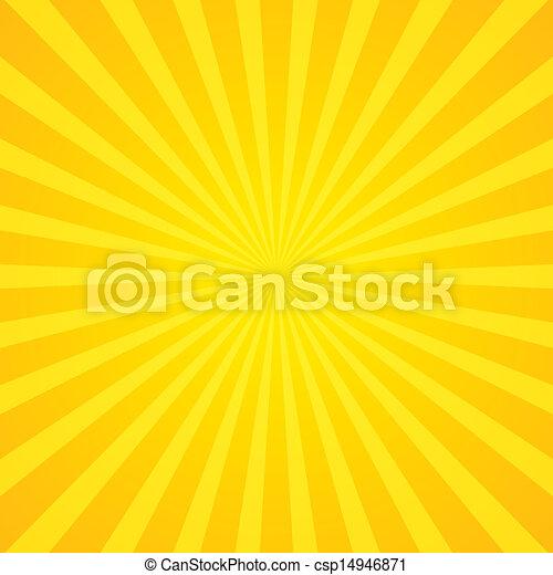 קרנות של שמש, רקע - csp14946871