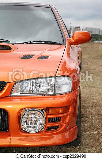 תפוז, מכונית - csp2329490