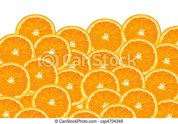 תפוז, פרוסות - csp4704349