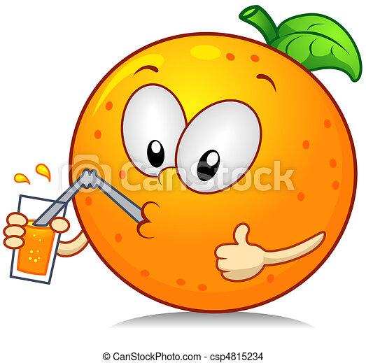 תפוז שותה - csp4815234
