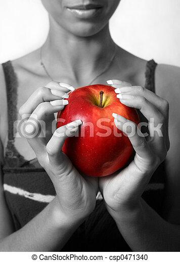 תפוח עץ - csp0471340