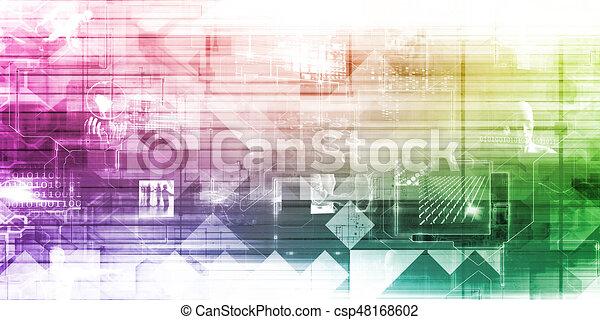 תקציר, טכנולוגיה - csp48168602