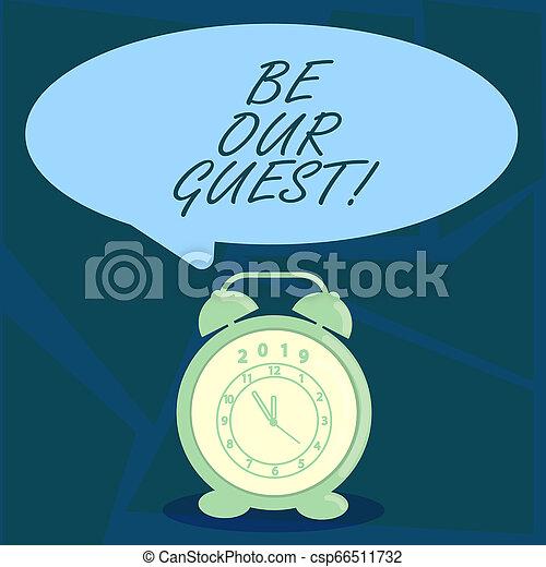 ありなさい, 概念, guest., テキスト, 歓迎, 私達, 滞在, 意味 ...