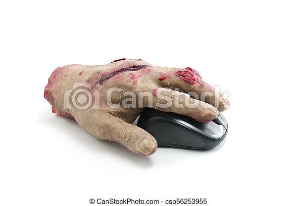 ある, 使われた, マウス - csp56253955